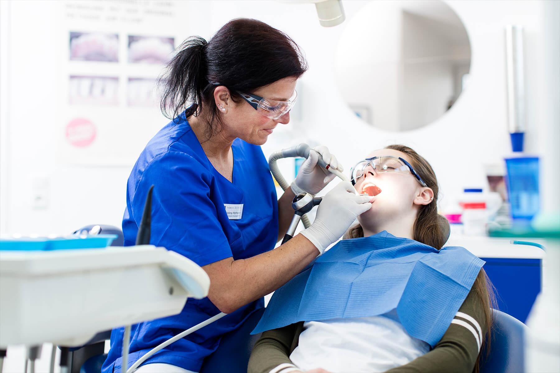 Leistungen Zahnarzt Bechtold